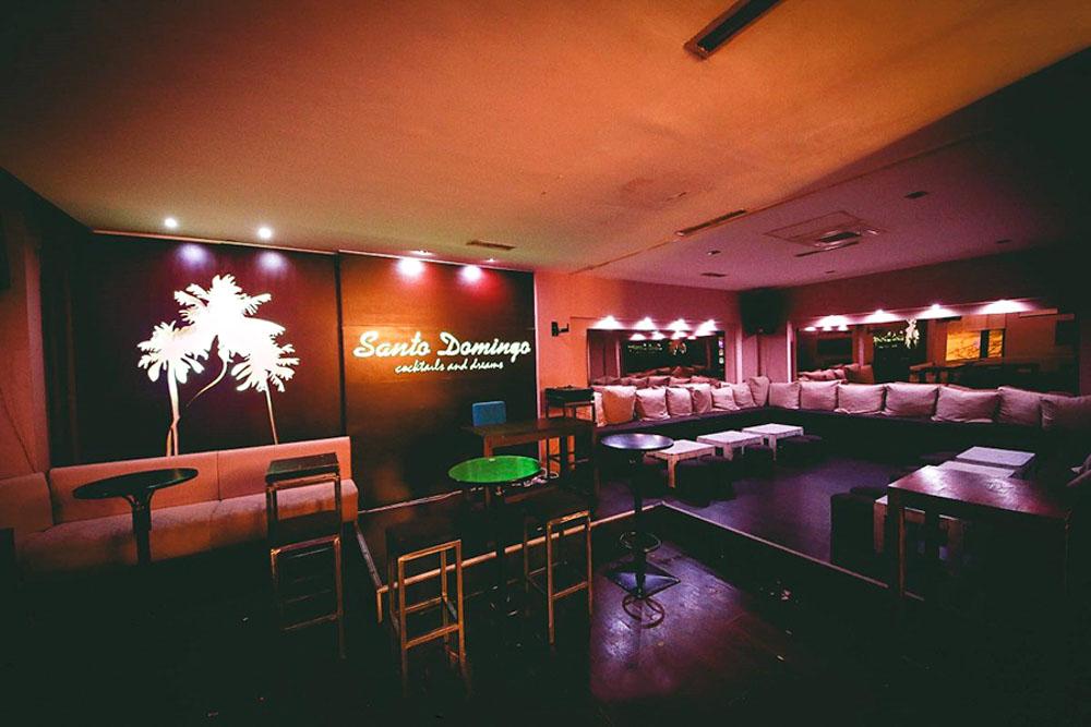 Klub Santo Domingo za proslave