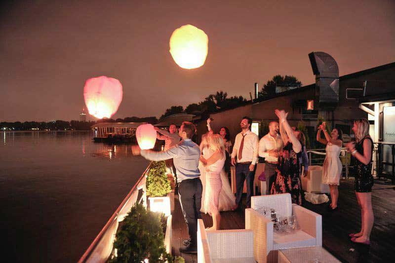 Iznajmljivanje splava za proslave u Beogradu