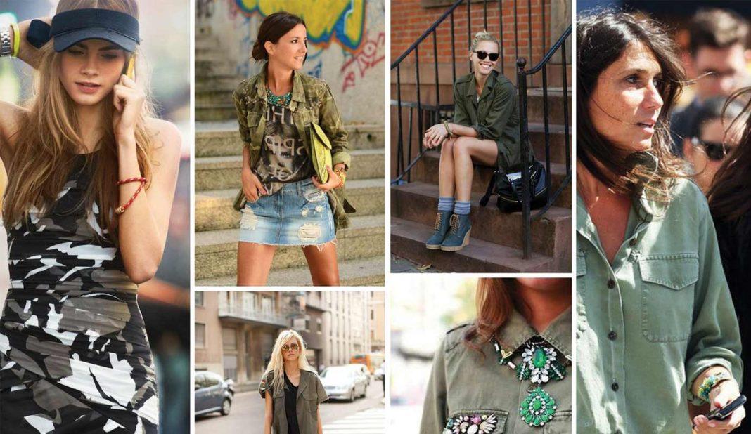 Army moda