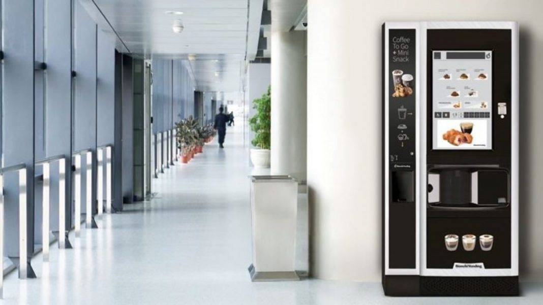 vending aparati za kafu