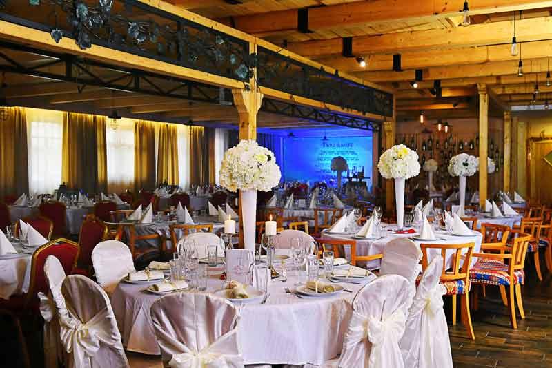 Restoran za svadbe do 200 ljudi