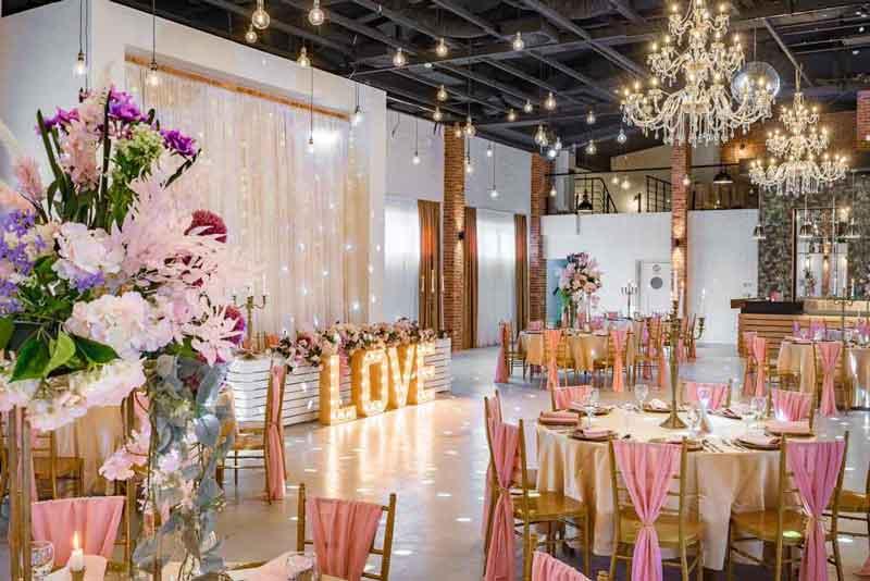 Savršeno venčanje u restoranu Love House
