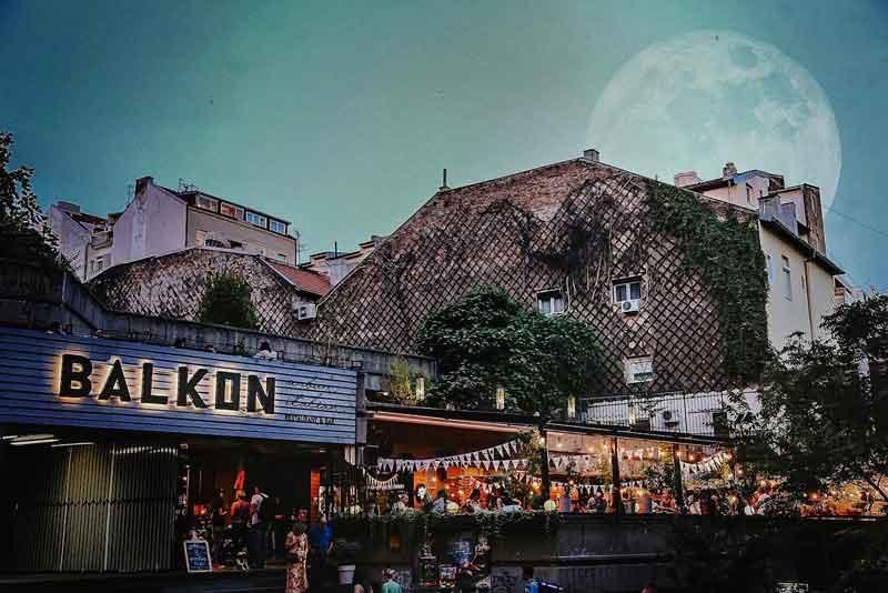 Restoran Balkon – ukusi Italije u srcu Beograda