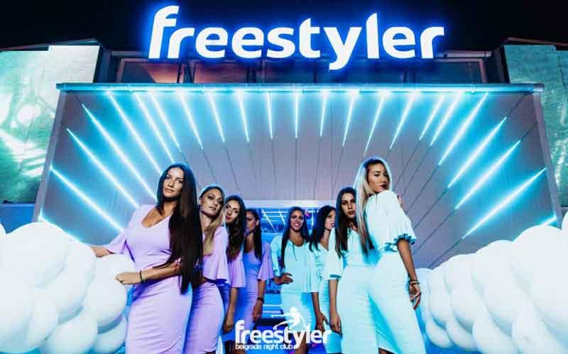 Vredelo je čekati - nova sezona 2021 na splavu Freestyler