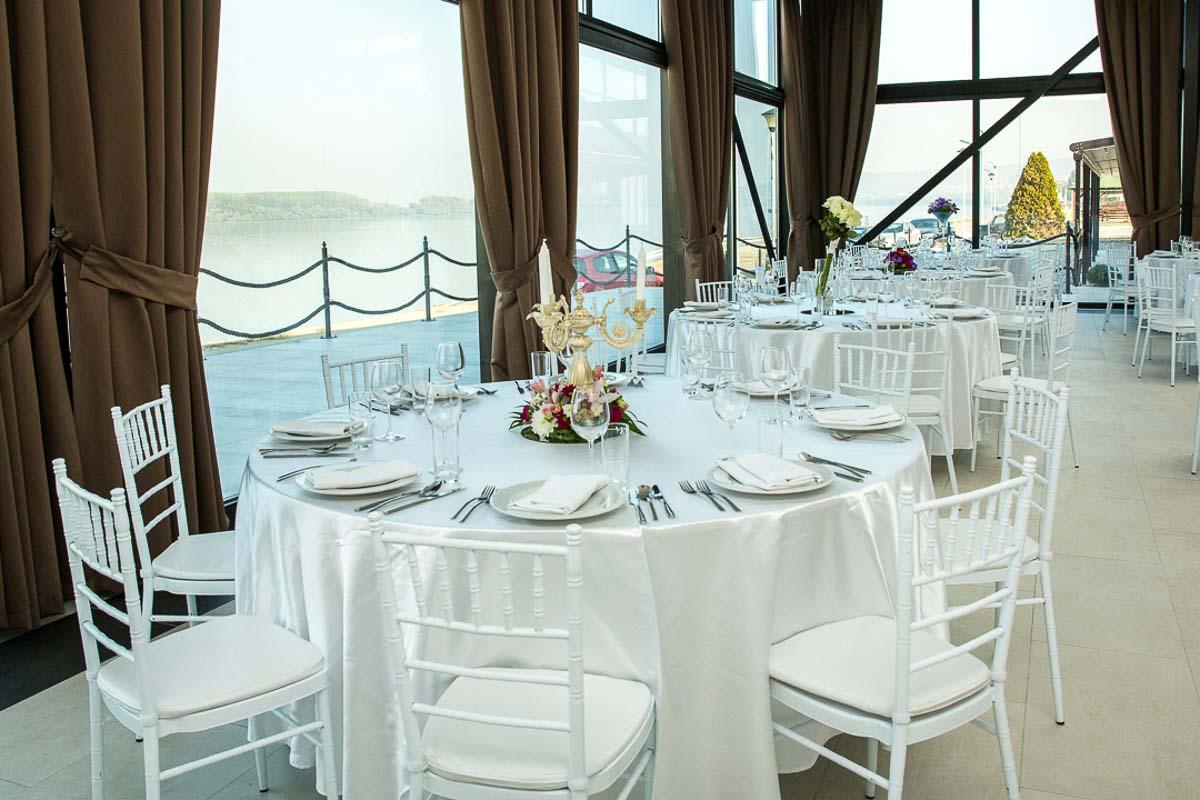 Restoran za svadbe imperium Hall